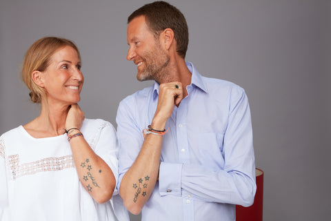 Carsten and Carlotta Teubel, Founders of Worldpearlslove – the wearness
