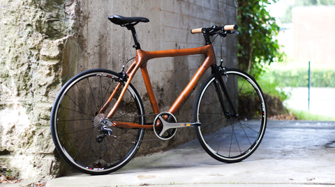 WHAT LUXURY BAMBOO BIKES AND A SCHOOL PROJECT IN GHANA HAVE IN COMMON