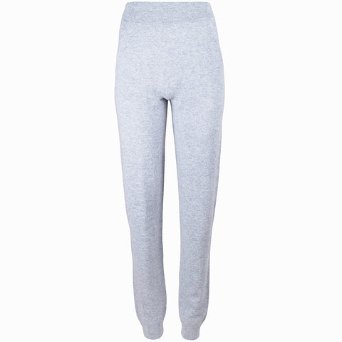 STUDIO163 joggingpants in grey, cashmere, women, sustainable