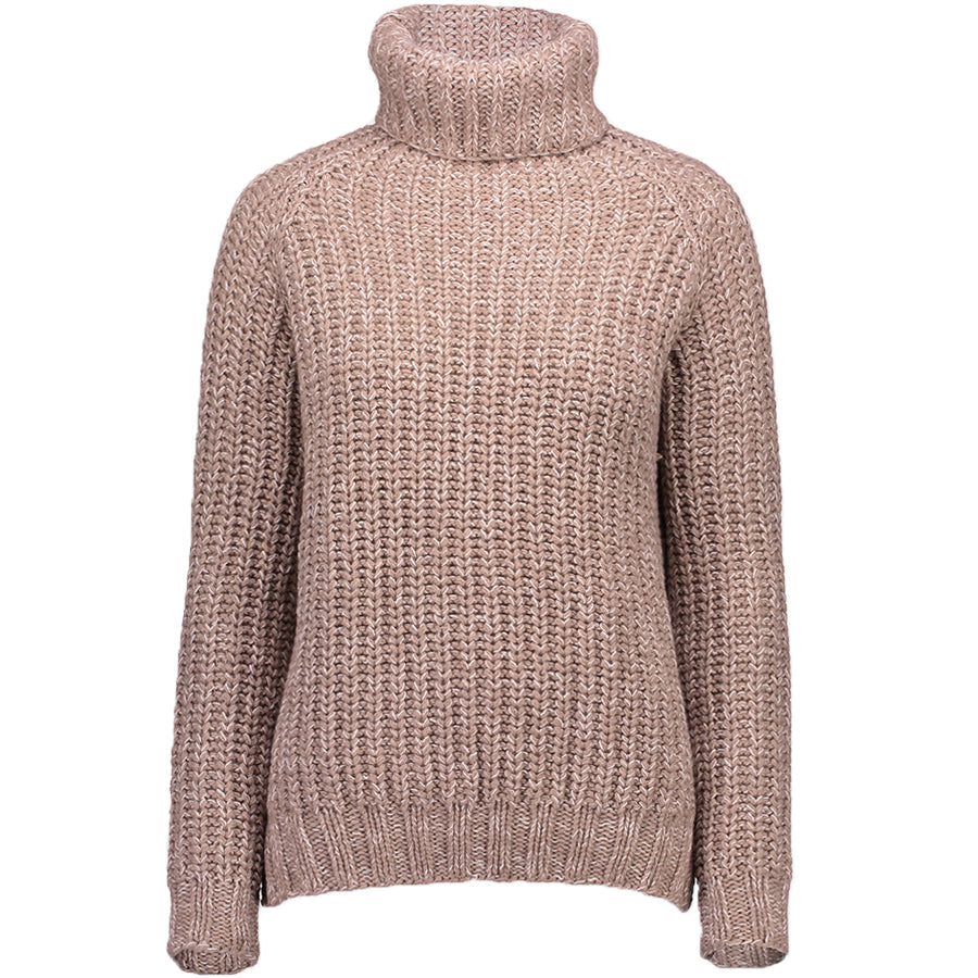 TURTLENECK SWEATER FROM RECYCLED CASHMERE
