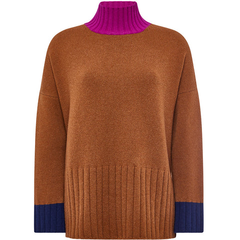 ALYKI TURTLENECK SWEATER