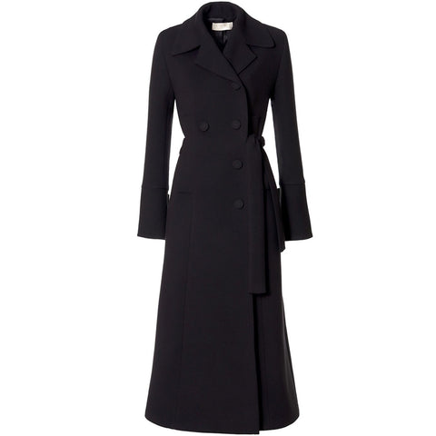 AGGI COAT IN BLACK, WOMEN, FAIR, ECO-FRIENDLY - the wearness