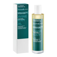 Pflegendes Body Oil von Ella Brantë. über the wearness