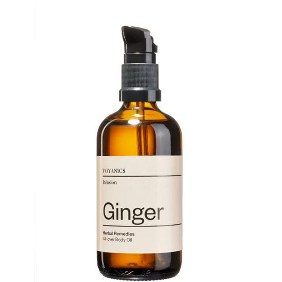 GINGER OIL INFUSION (100ml)
