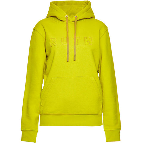 LILLY INGENHOVEN Gelber Ruth Hoodie, Damen Sweaters, Handmade, Organic, Fair trade, Eco-friendly, Made in Europe, shop now  - the wearness online-shop - NACHHALTIGE & ETHISCHE LUXUSMODE