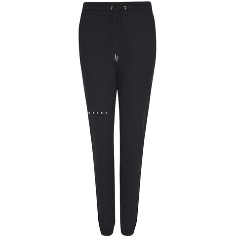 REER3 Jogginghose in schwarz für Damen, eco-friendly, organic, fair, recycled - the wearness online-shop