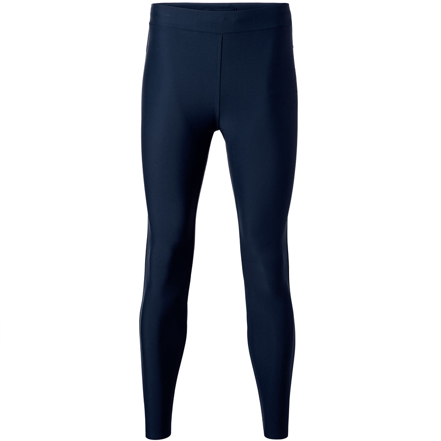 AEANCE Lange Leggings für Herren in dunkel blau, Atmungsaktiv und Wasserresistent, made in Europe, fair, ecofriendly, female empowerment - the wearness online-shop