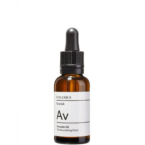 NOURISHING AVOCADO FACE OIL (30ml)