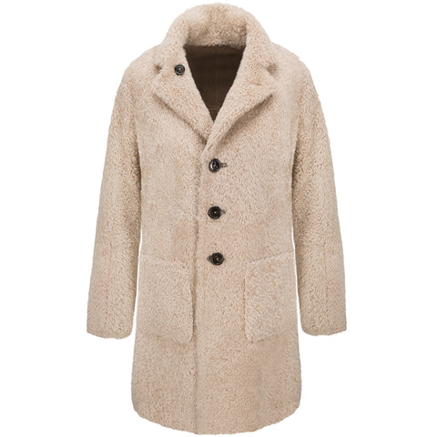 WERNER CHRIST REVERSIBLE COAT