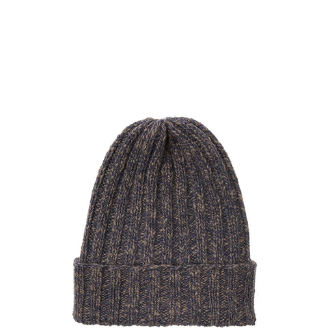 PETIT CALIN: BEANIE, MELANGE, FOR WOMEN, CASHMERE, FAIR - the wearness