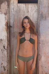 SERPENTINA Bikini Hose für Frauen, Bademoden für Damen, Handmade, Handcrafted, fair, fair trade, female empowerment, eco-friendly, charitable - shop now - the wearness online-shop