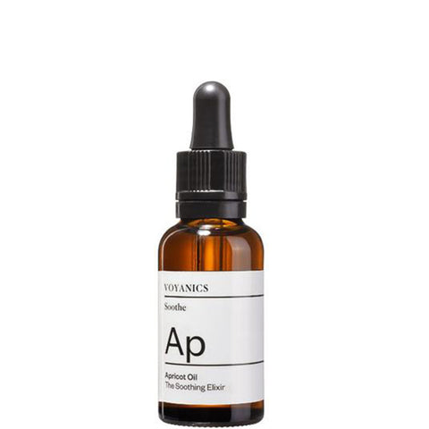 SOOTHING APRICOT FACE OIL (30ml)