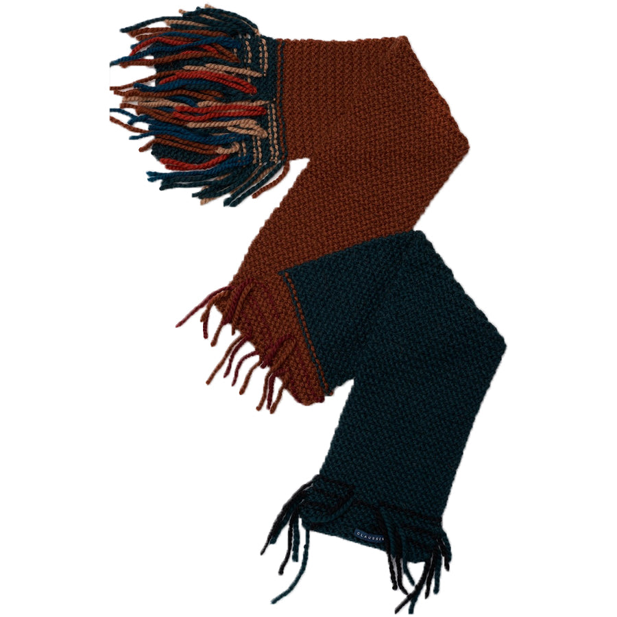 "MULTICOLORED SCARF ""STEVIE JUWEL"