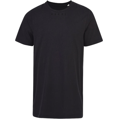REER3 Basic T-Shirt aus Bio-Baumwolle in schwarz für Damen und Herren, unisex, eco-friendly, organic, vegan, fair - the wearness online-shop