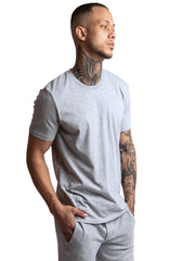 REER3 Basic T-Shirt aus Bio-Baumwolle in grau für Damen und Herren, unisex, eco-friendly, organic, vegan, fair - the wearness online-shop