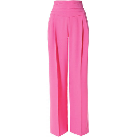 WIDE LONG TROUSERS