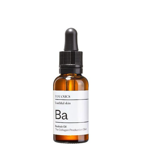 YOUTHFUL SKIN BAOBAB  FACE OIL (30ml)