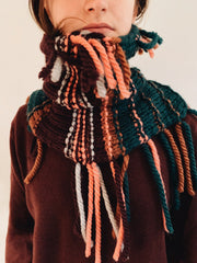 MULTICOLORED SNOOD