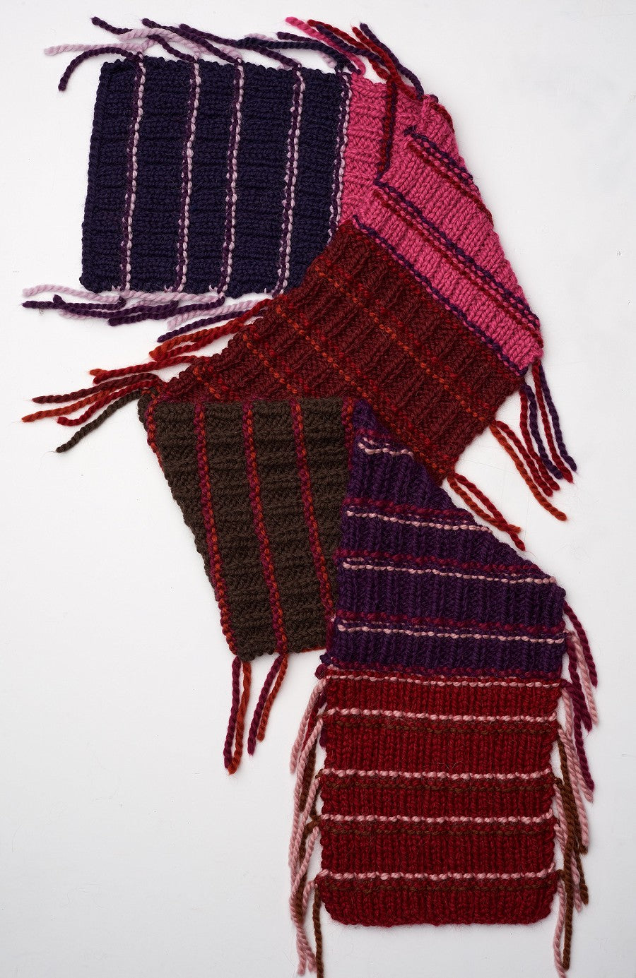 MULTICOLOURED SCARF