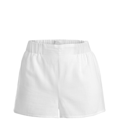 Casa Nata – Leichte Short in weiß – The Wearness