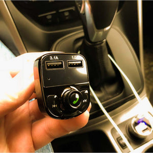 Get Your Smart Bluetooth Hands-free Car Kit today and SAVE 65%!