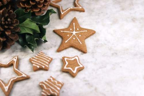 Christmas recipe - gingerbread