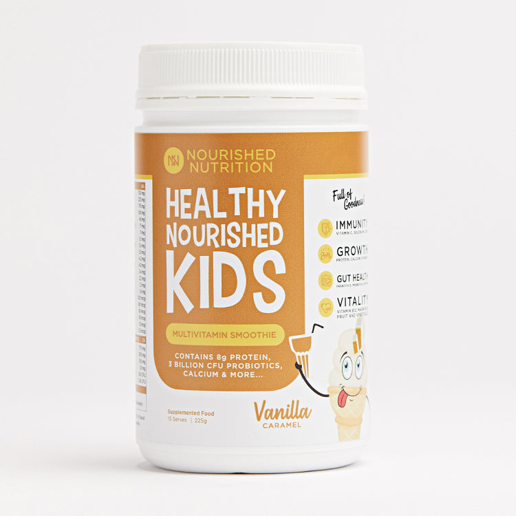 Healthy Nourished Kids (Multivitamin Smoothies)
