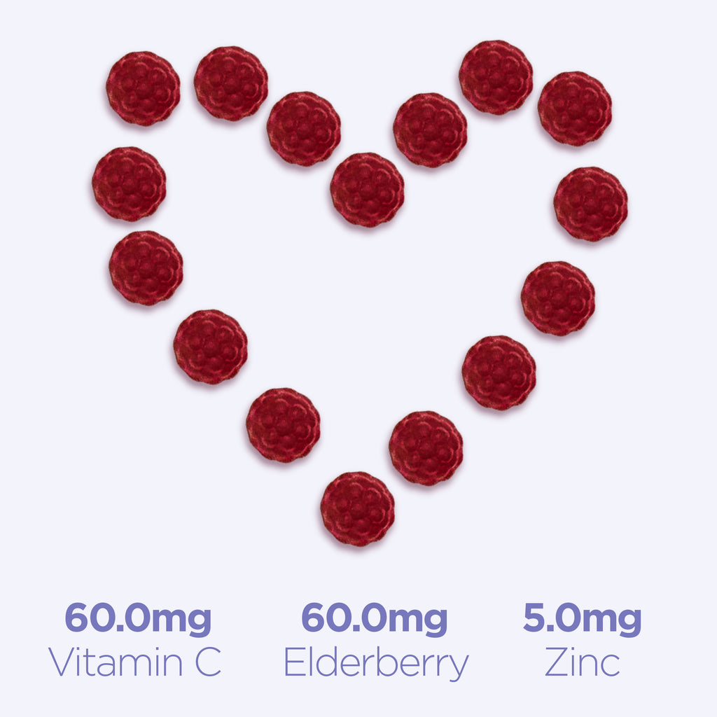 Elderberry Immunity Gummies