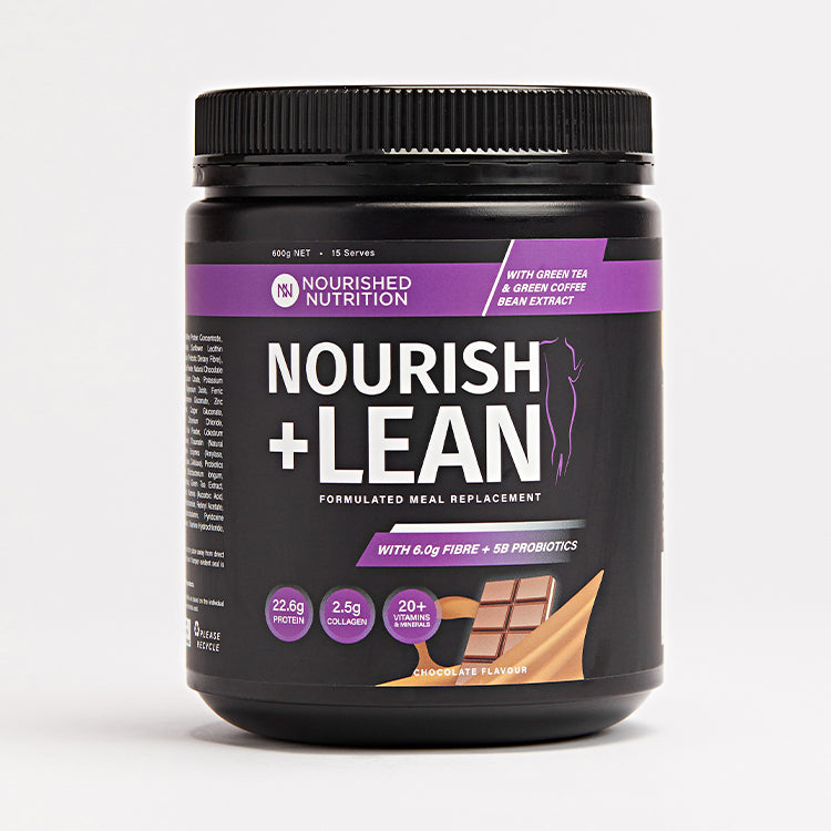 Nourish + Lean Meal Replacement