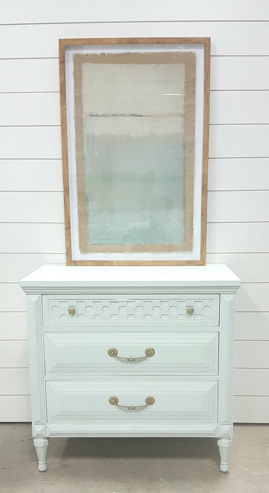 Soft 3 drawer dresser