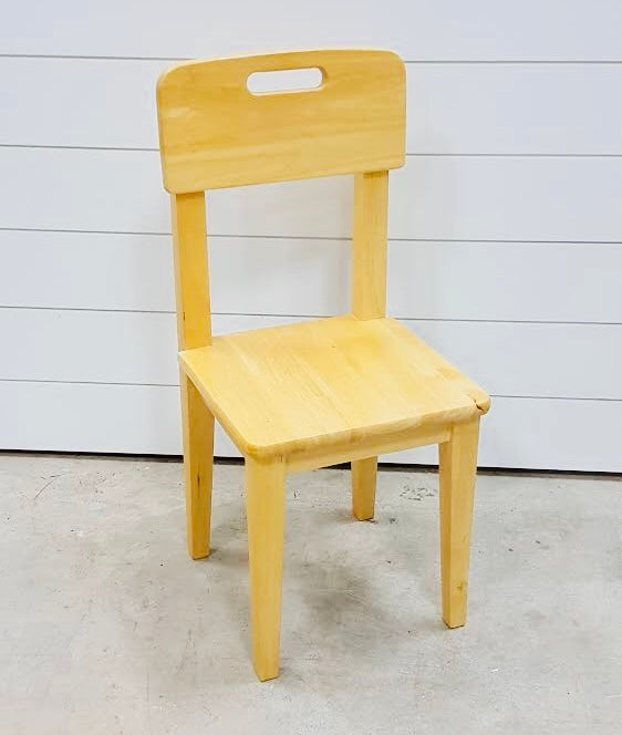 Oak Wood Kiddo Chair