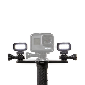 Exclusive Litra / GoPro Light Mod Triple Mount Bundle