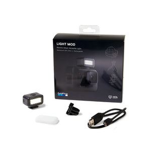 Exclusive Litra / GoPro Light Mod Double Mount Bundle