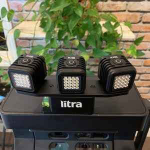 LitraTorch 2.0 Reality Capture Lighting Kit