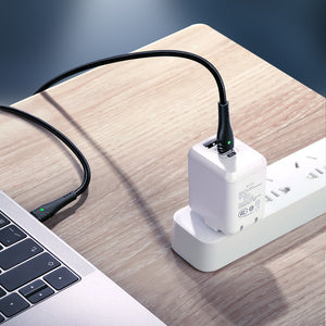 Mcdodo | Mcdodo USB Type-C to USB Type-C Cable | 60W - McdodoTech.com | USB-C Charger