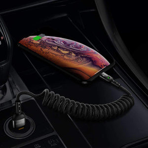 Mcdodo | Mcdodo Spring Charger - McdodoTech.com | iPhone Charger