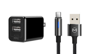 Mcdodo | Mcdodo Dual USB Wall Adapter - McdodoTech.com | Wall Adapter