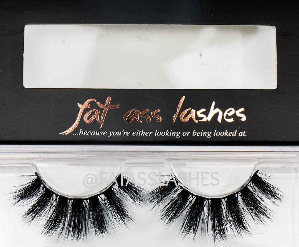 100% Real 3D Mink Eyelashes - BIONIC