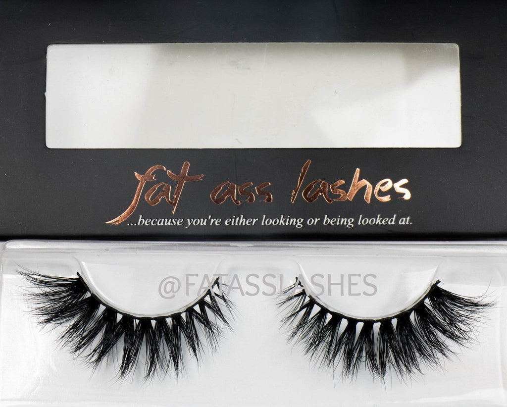 100% Real 3D Mink Eyelashes - BRAGGING RIGHTS