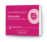 Silverberry Card - DNA-Based Personality Reports