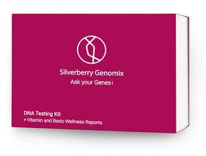 Silverberry DNA Test Kit, Ancestry, Vitamin and Basic Reports - Free Shipping