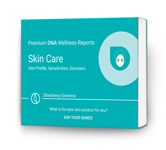 Silverberry Card - Skin Care Reports