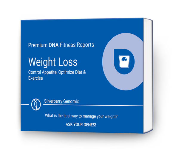 Silverberry Card - Weight Loss DNA Reports