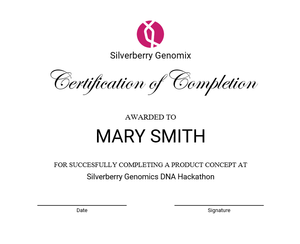 Hackathon Certification