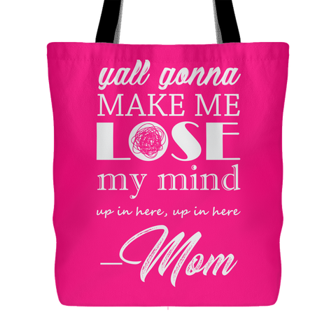Lose My Mind - Tote - WP