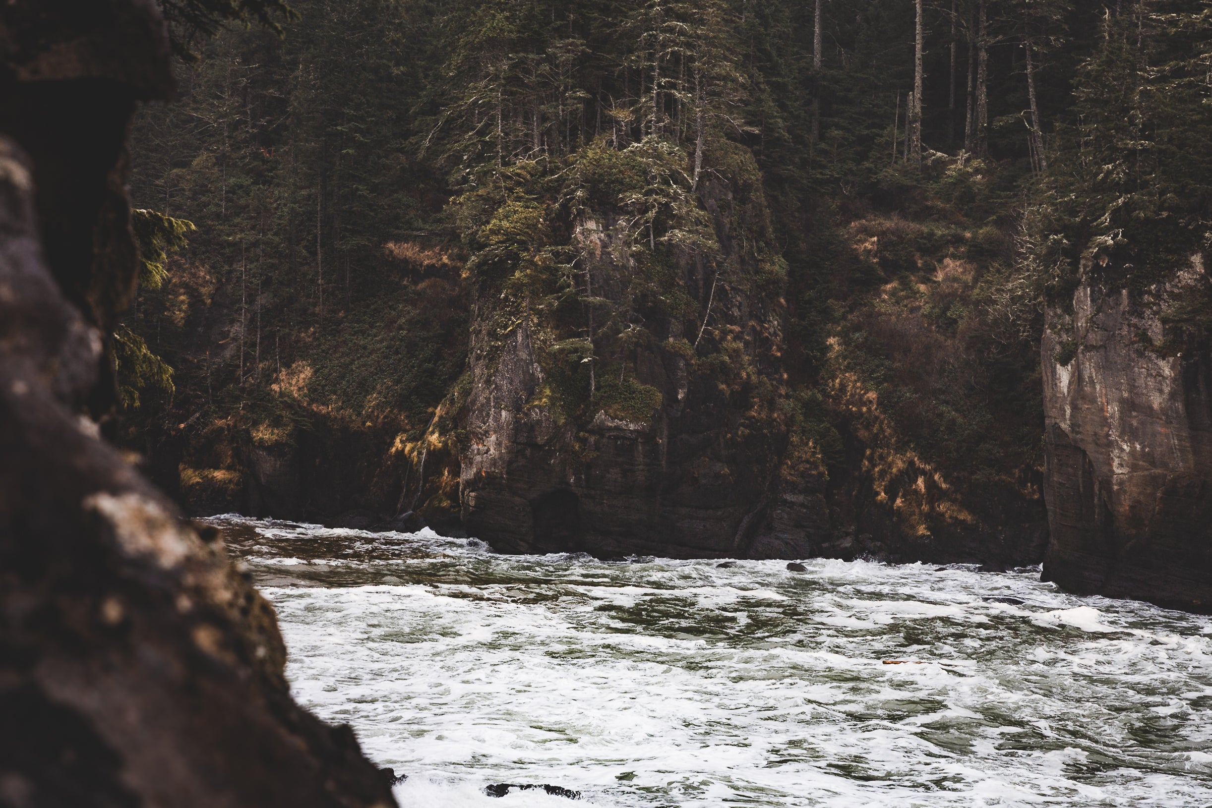 Story: Cape Flattery
