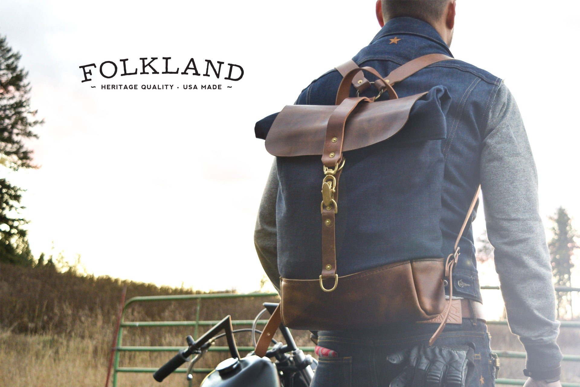 Enter Folkland, an American Heritage Brand