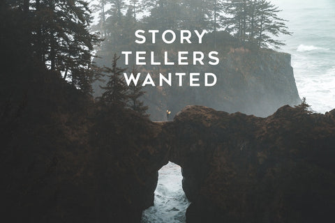 Story Tellers Wanted