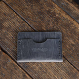 No. 02 Card & Cash Wallet Gray