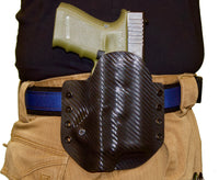 Add Weapon Light to Kydex Holster - Kydex Accessories - Redleg Tactical